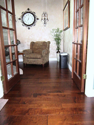 Hardwood Floors In Real Homes Images